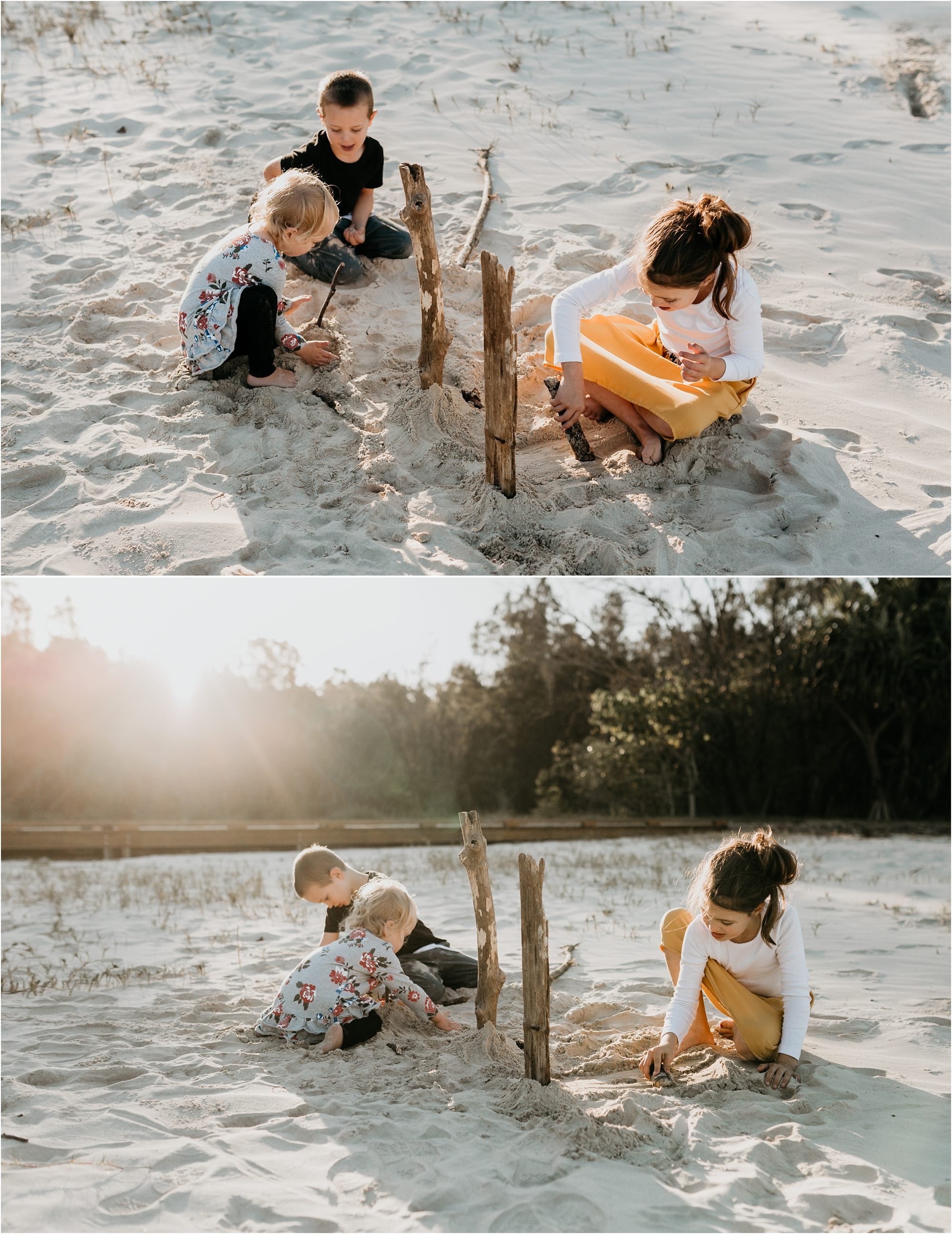 Tips for photographing your family holiday