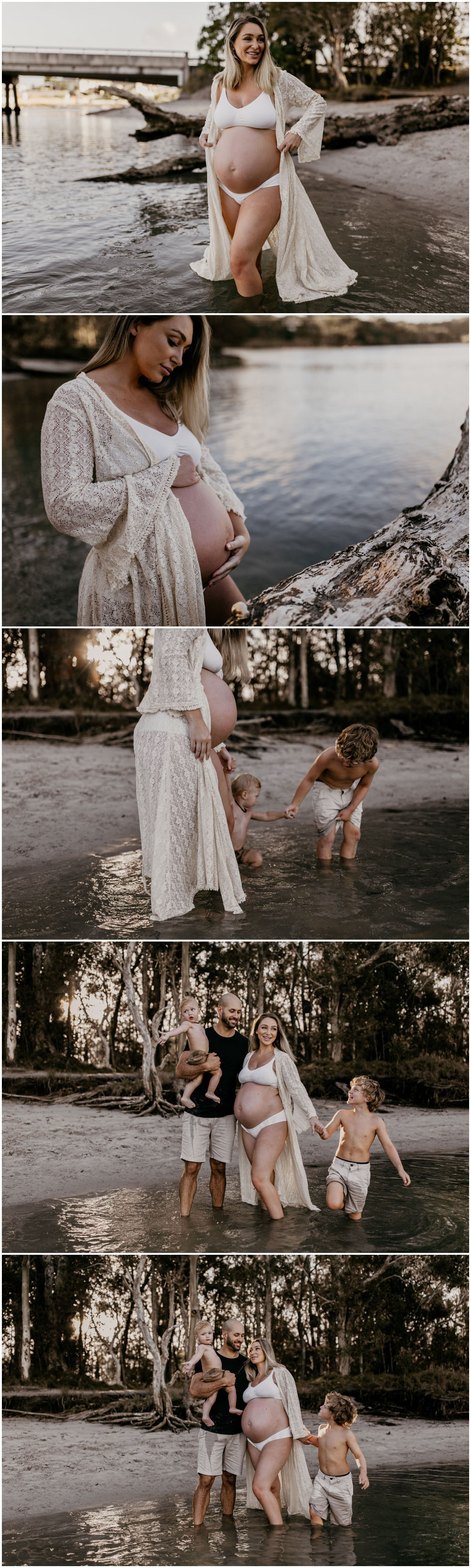 Tori Dejong Gold Coast Maternity Photographer Bec Zacher