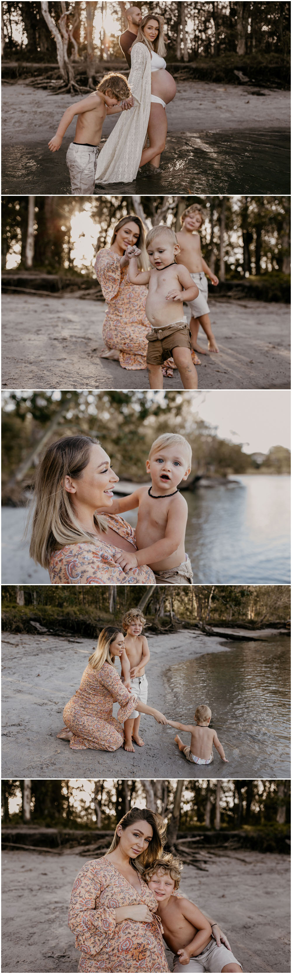 Gold Coast Maternity Photographer Bec Zacher